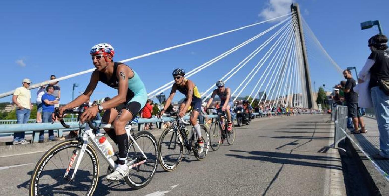 Campeonato Mundo Triatlon Pontevedra
