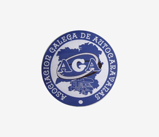 Escudo AGA